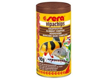 852 sera specialni krmivo pro rasozrave ryby vipachips 250ml