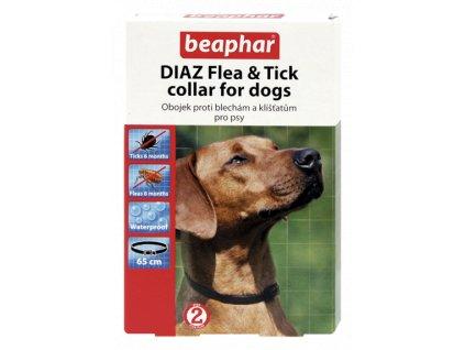 2994 beaphar diaz antiparaziticky obojek pro psy 65cm