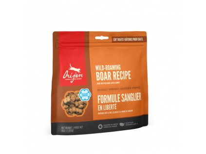 6111 orijen freeze cat snack wild boar 35g
