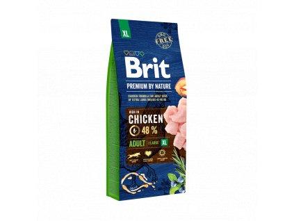 12915 brit premium by nature adult xl 15kg