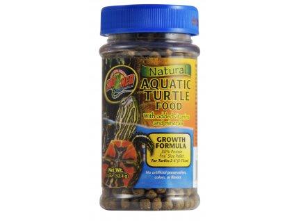 13518 krmivo natural aquatic turtle food pro vodni zelvy rustove