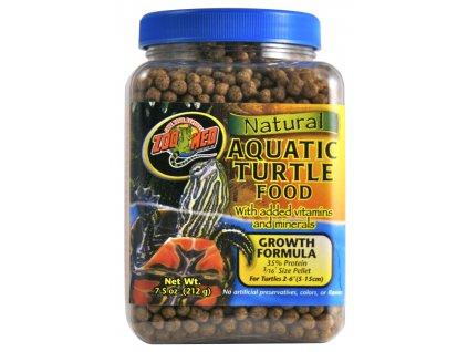 13521 krmivo natural aquatic turtle food pro vodni zelvy rustove
