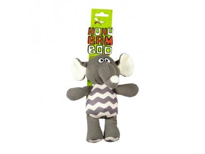 15111 huhubamboo animal slon 22cm