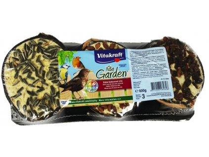15855 vitakraft vita garden set 3x1 2 s posypem