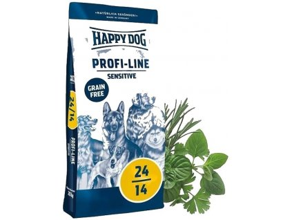 16188 happy dog 24 14 sensitive grainfree 20kg