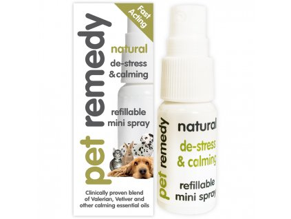 17793 pet remedy uklidnujici prirodni mini sprej 15ml