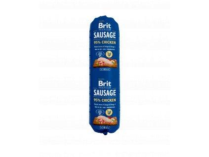 18783 brit sausage chicken 800g