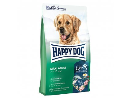 19533 happy dog supreme adult fit vital maxi 14kg
