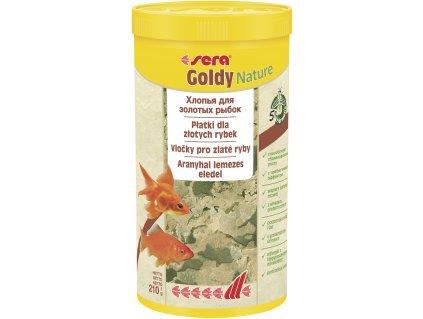 19542 sera goldy nature 1000ml