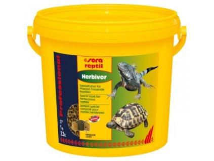 19611 sera reptil profess herbivor 3800 ml