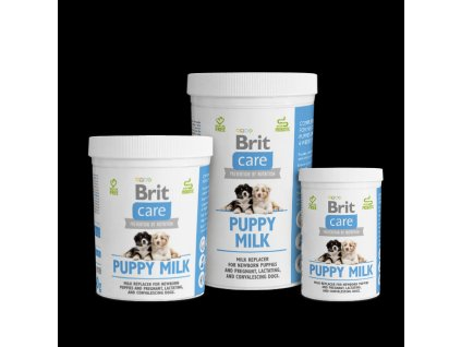 19758 brit care puppy milk 0 25kg