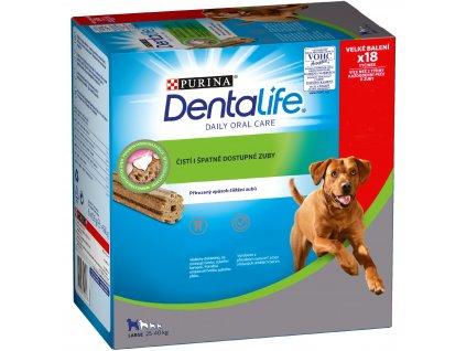 Dentalife Large Multipack 18 tyciniek