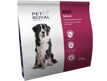 Pet Royal Adult Salmon 2,7kg