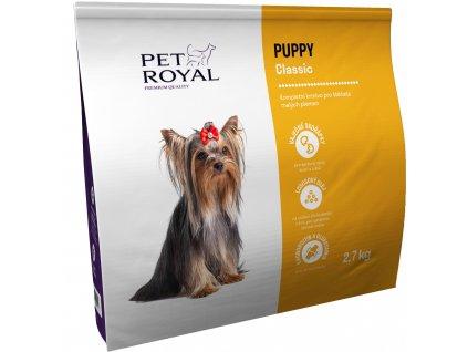 Pet Royal Puppy Classic 2,7kg