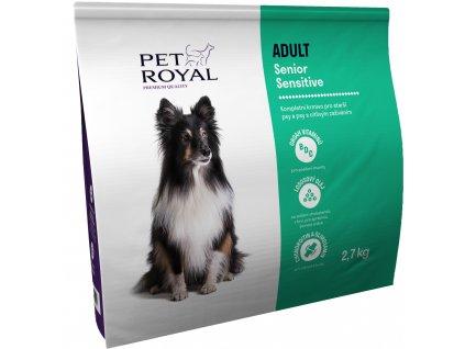Pet Royal Adult Senior Sensitive 2,7kg