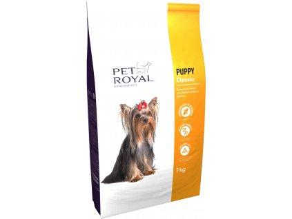 Pet Royal Puppy Classic 7kg