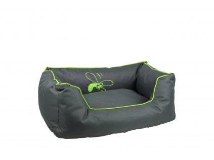 20694 huhubamboo kanape xl sivo zelene