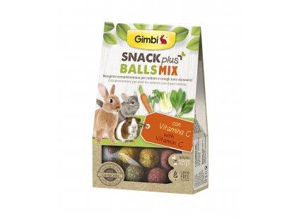 20877 gimbi snack plus gulicky mix 50g