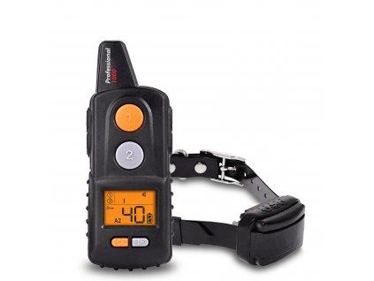 21267 elektricky vycvikovy obojok d control professional 1000 mini