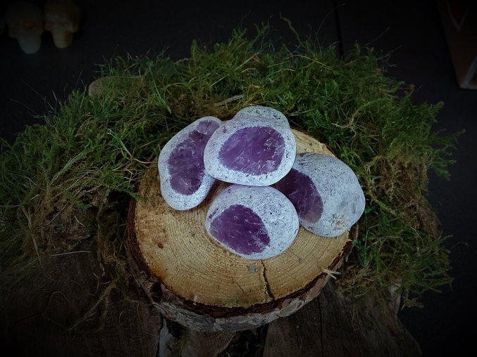 Dračí vejce - ametyst