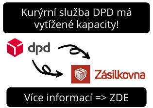 DPD doprava 2020