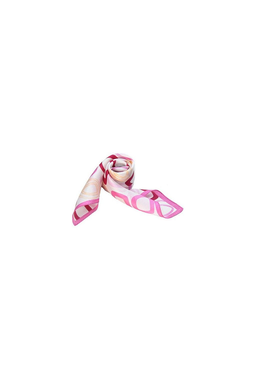 Šátek z hedvábí malý SCM11601