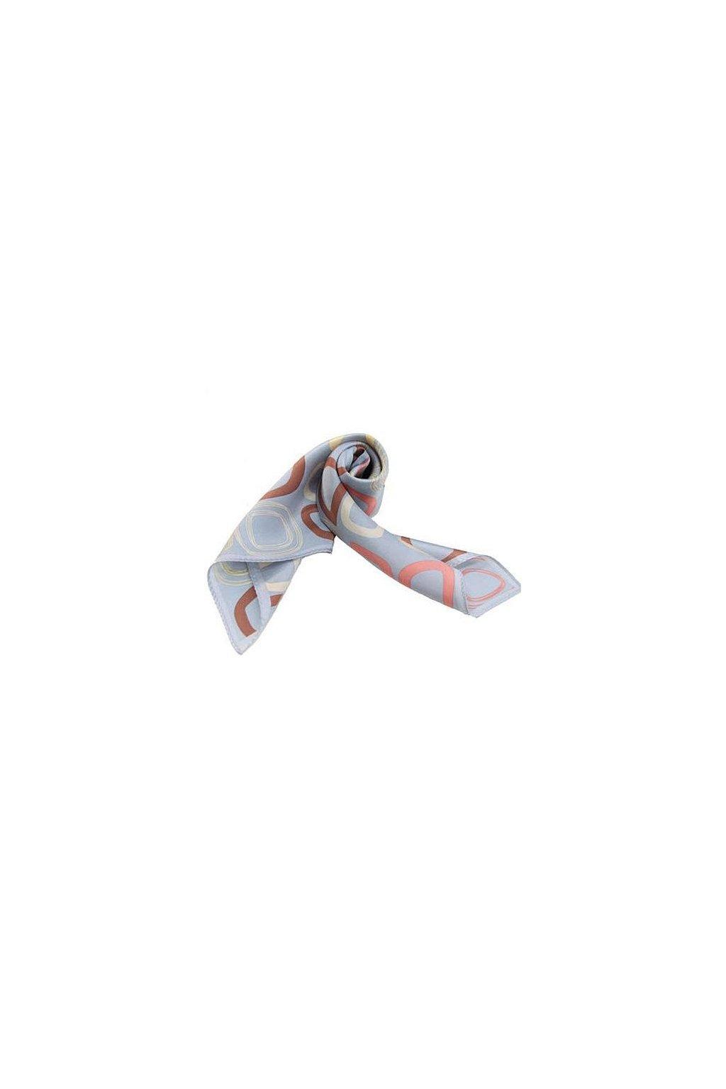 Šátek z hedvábí malý SCM11602