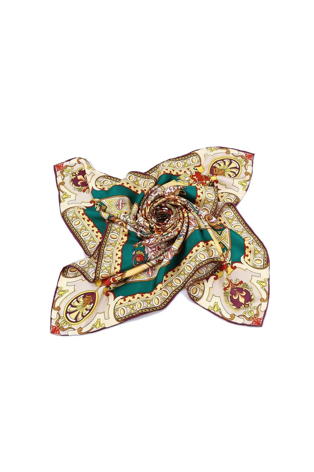 Šátek z hedvábí velký SCV77701