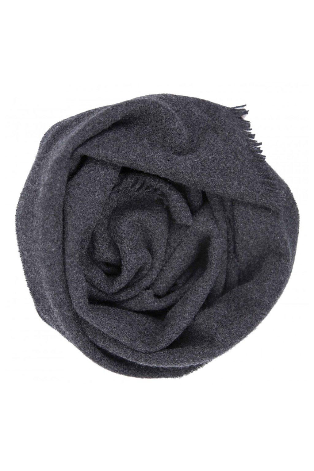 IT2051501 Cashmere antracit men scarf