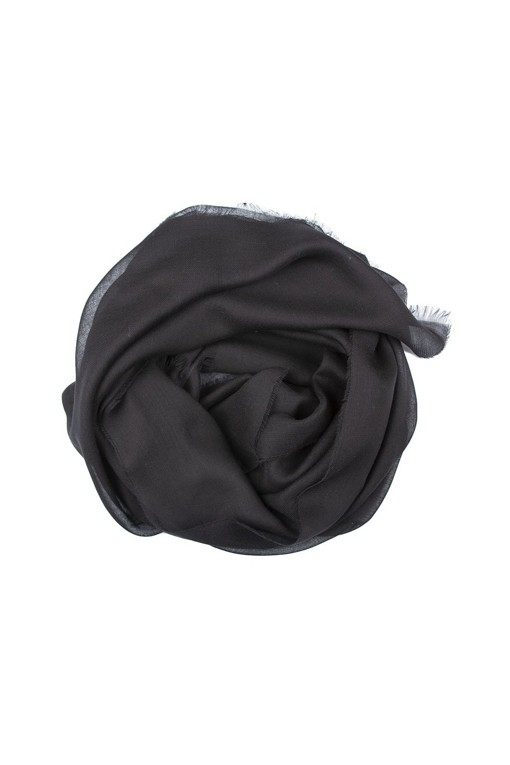 IT2168001 Soft modal cashmere black