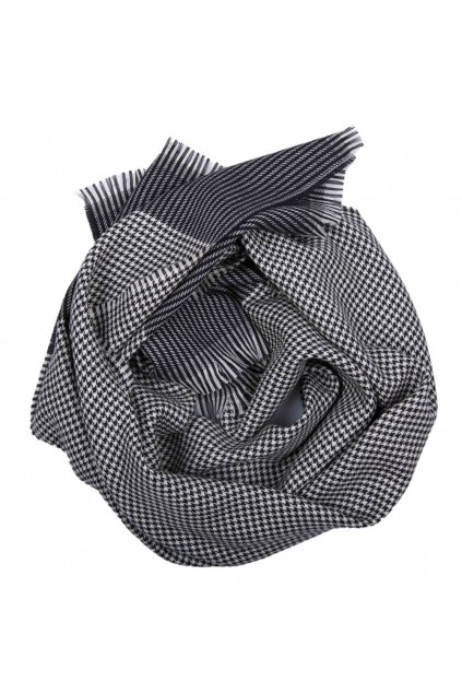 IT51721 Wool black pepite