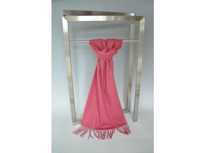 Vlněná šála růžová IT1363814
