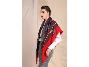 Vlněný šátek SWC60502