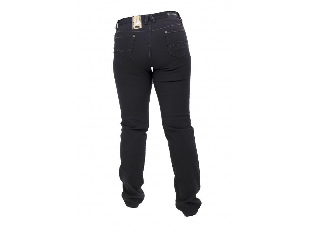 Dámské kalhoty Elegant Styl černé Daybreak