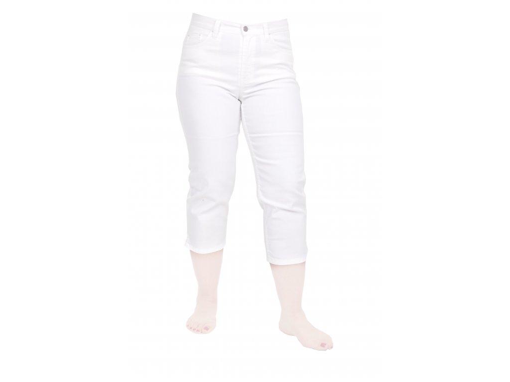 Dámské kalhoty 3/4 bílé Daybreak