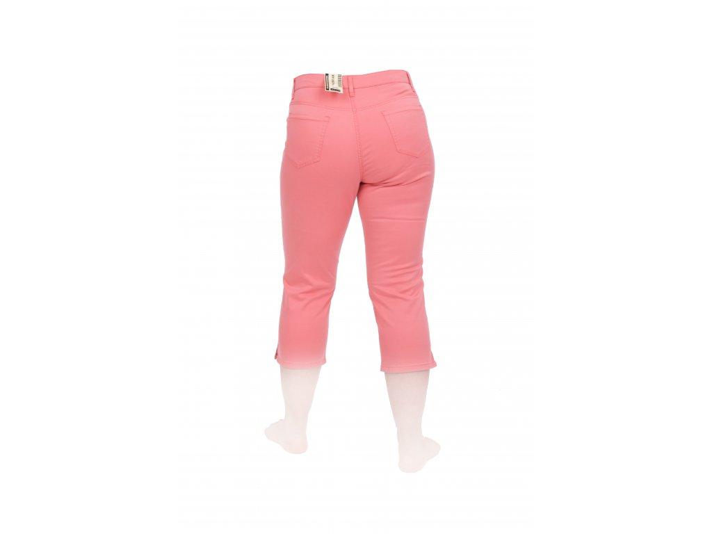Dámské kalhoty 3/4 oranžové Daybreak