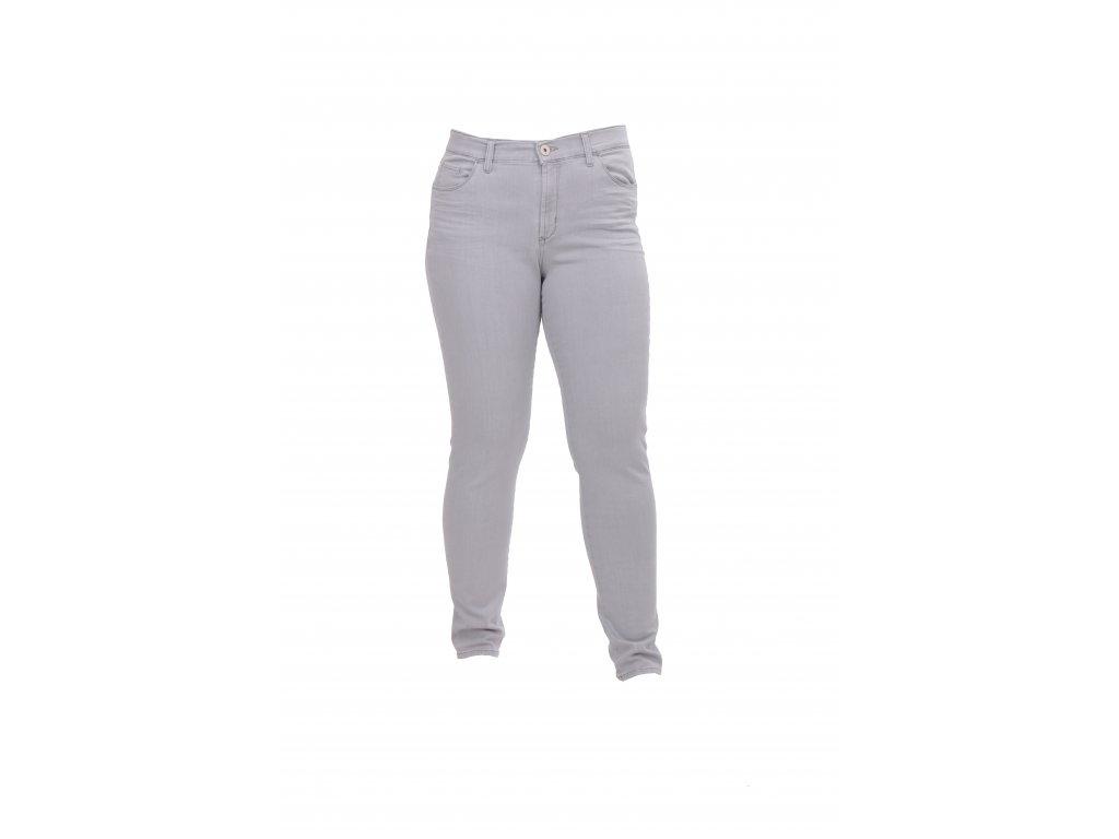 Dámské kalhoty šedé Pioneer Katy