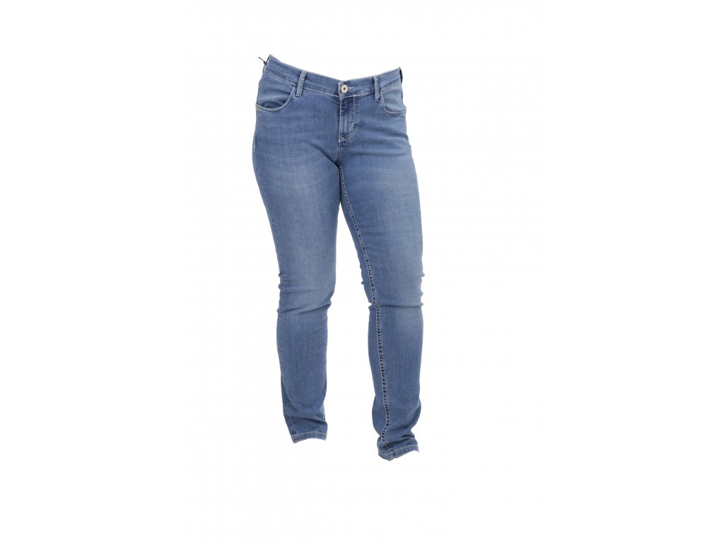 Dámské kalhoty Sally jeans modré zn. Pioneer