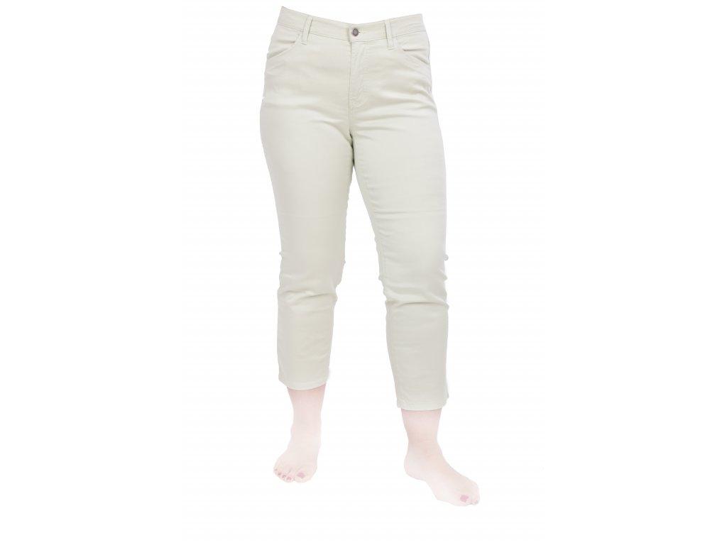 Dámské kalhoty 7/8 Softsummer zelinkavé Daybreak