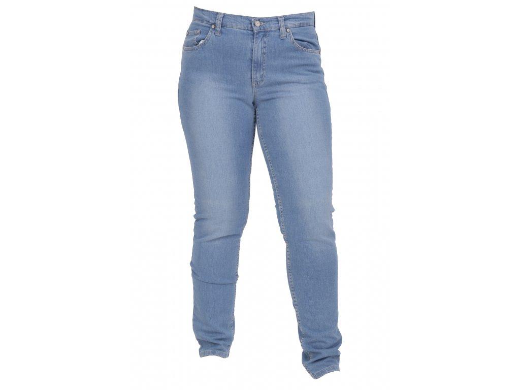 Dámské kalhoty Elegant světle modré Daybreak