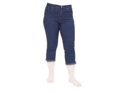 Dámské kalhoty 3/4 tmavě modré Daybreak