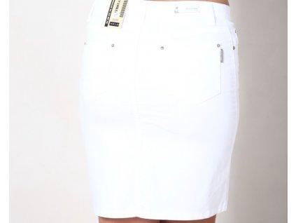 Dámská sukně bílá Dybreak