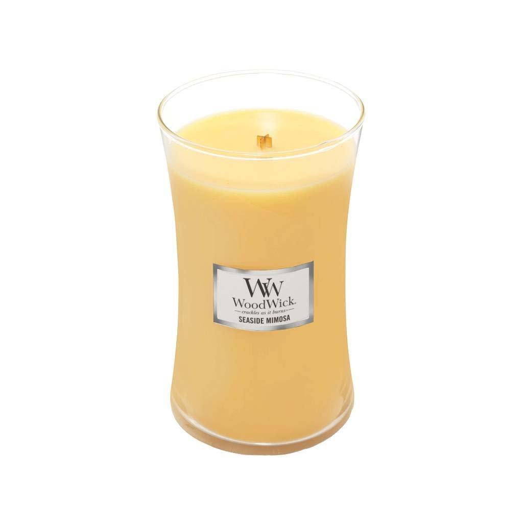 woodwick seaside mimosa velka svicka 1