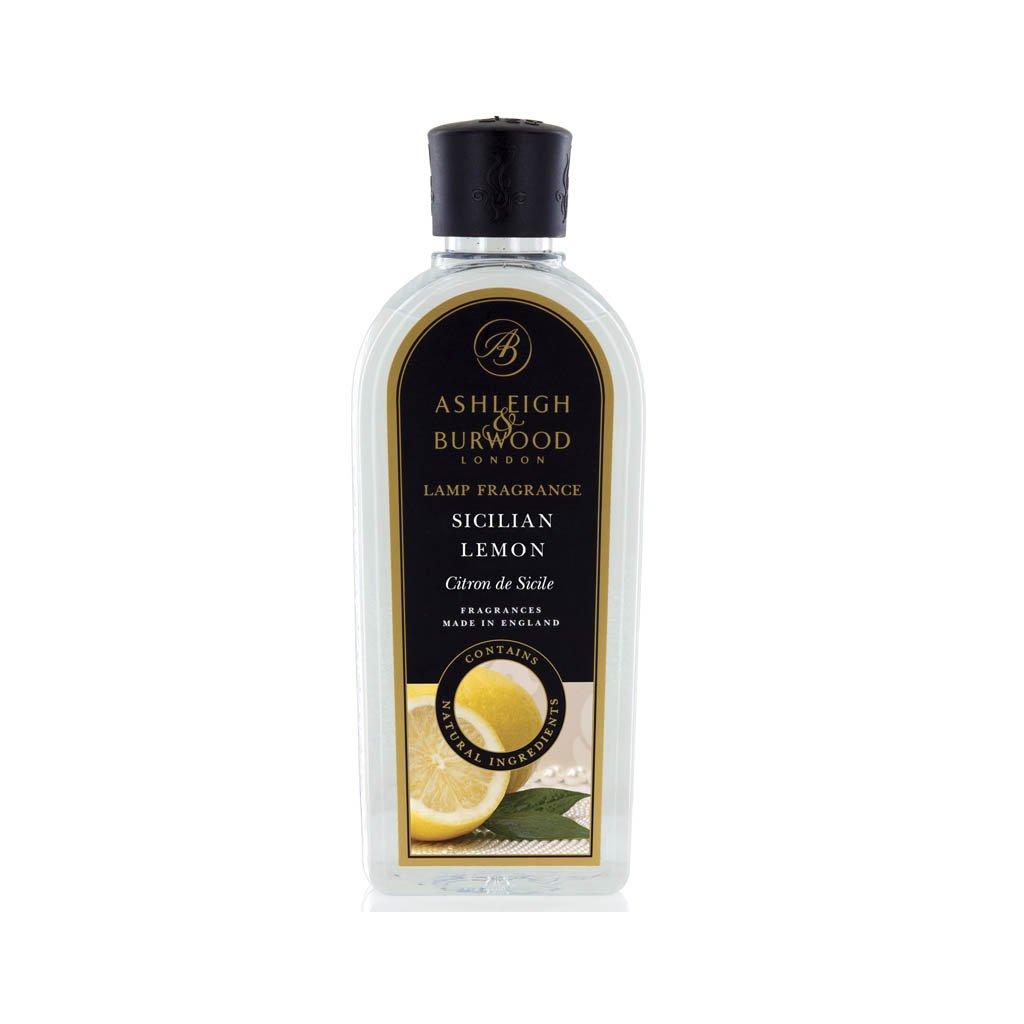 Ashleigh & Burwood - náplň do katalytické lampy Sicilian Lemon 500 ml
