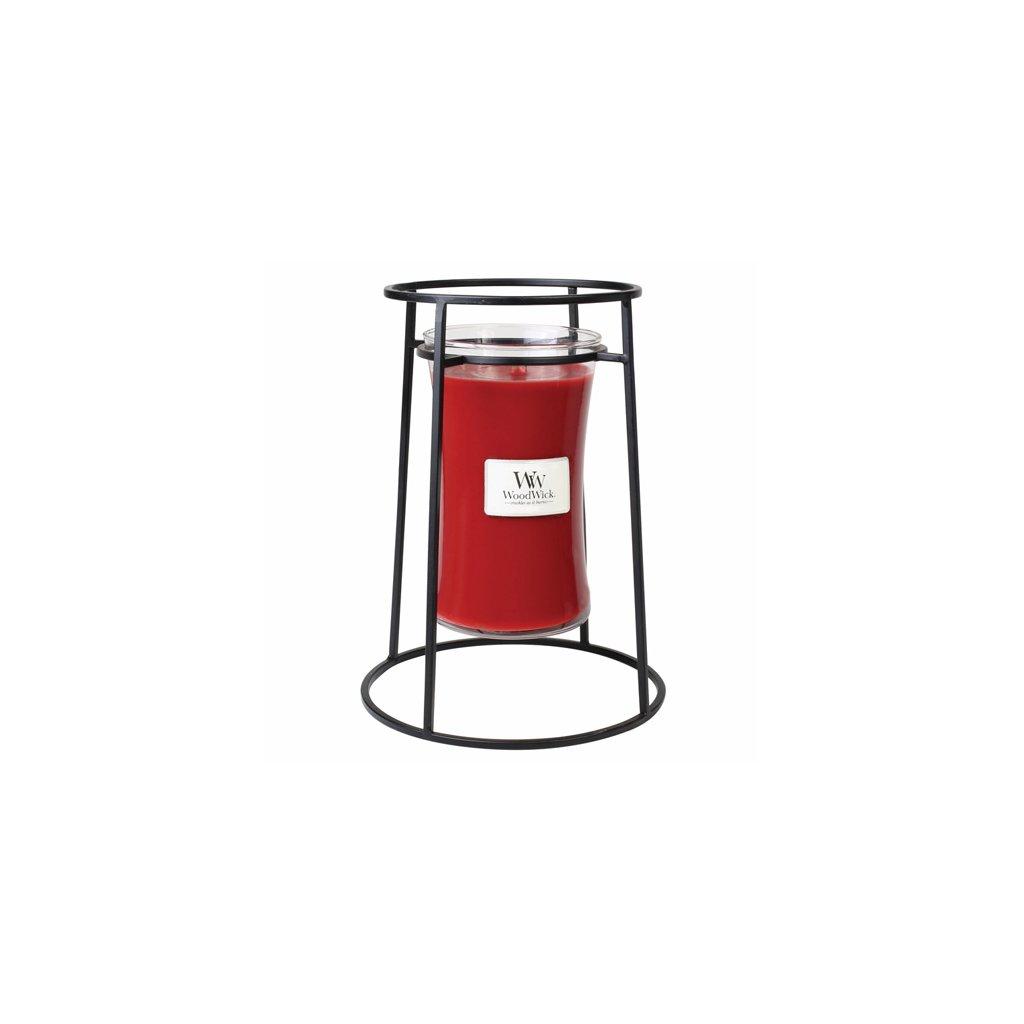 WoodWick stojanek na velkou svíčku 24 cm