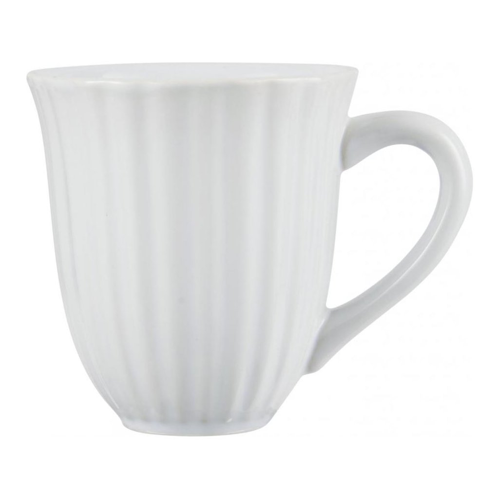 Ib Laursen - hrnek Mynte Pure White 300 ml