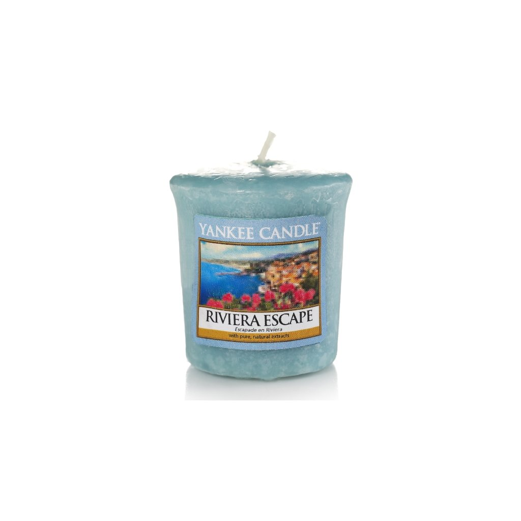 Yankee Candle - votivní svíčka Riviera Escape 49g