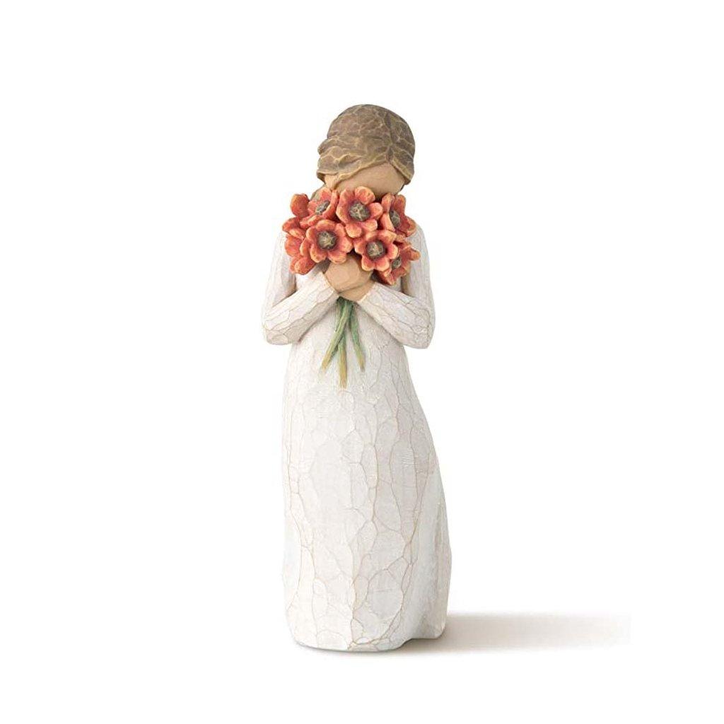 Willow Tree - figurka Obklopení láskou
