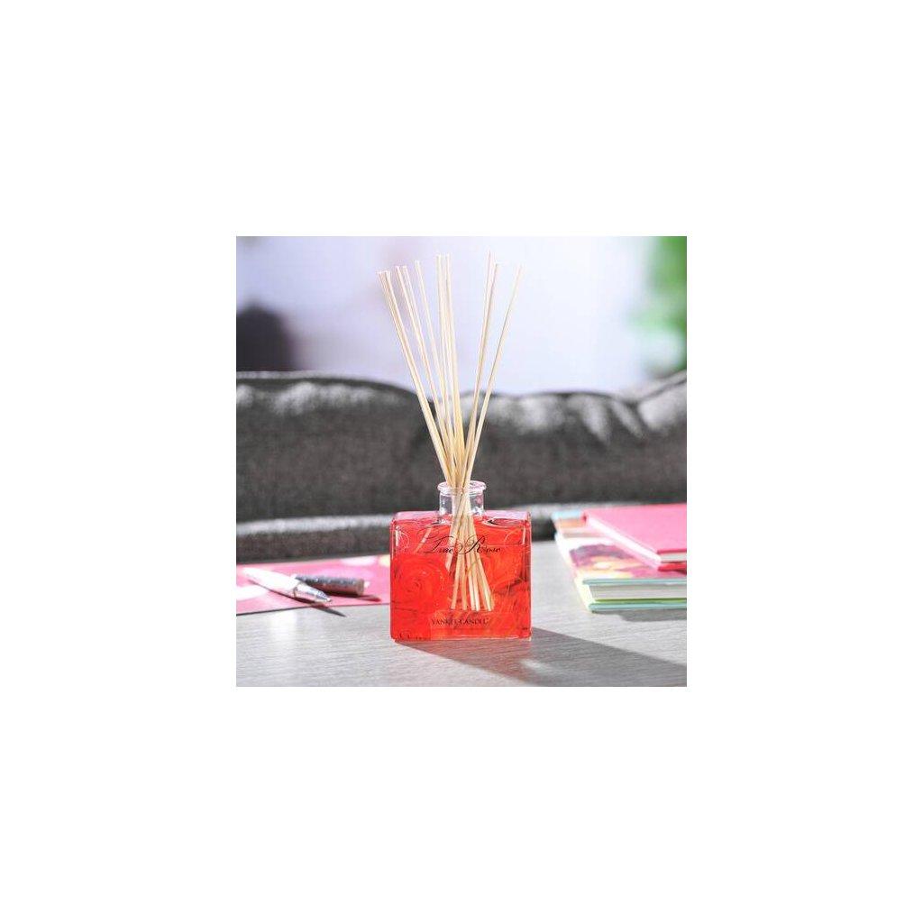 Yankee Candle - aroma difuzér True Rose (Opravdová růže) 88 ml