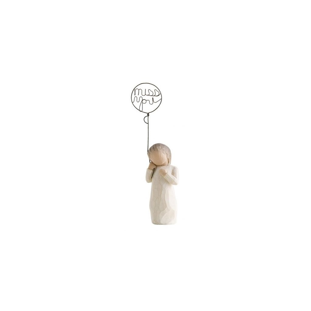 Willow Tree - figurka Chybíš mi